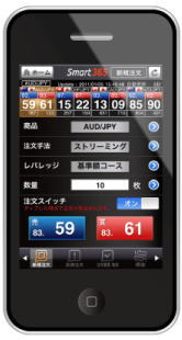 smart365 リアルタイム発注